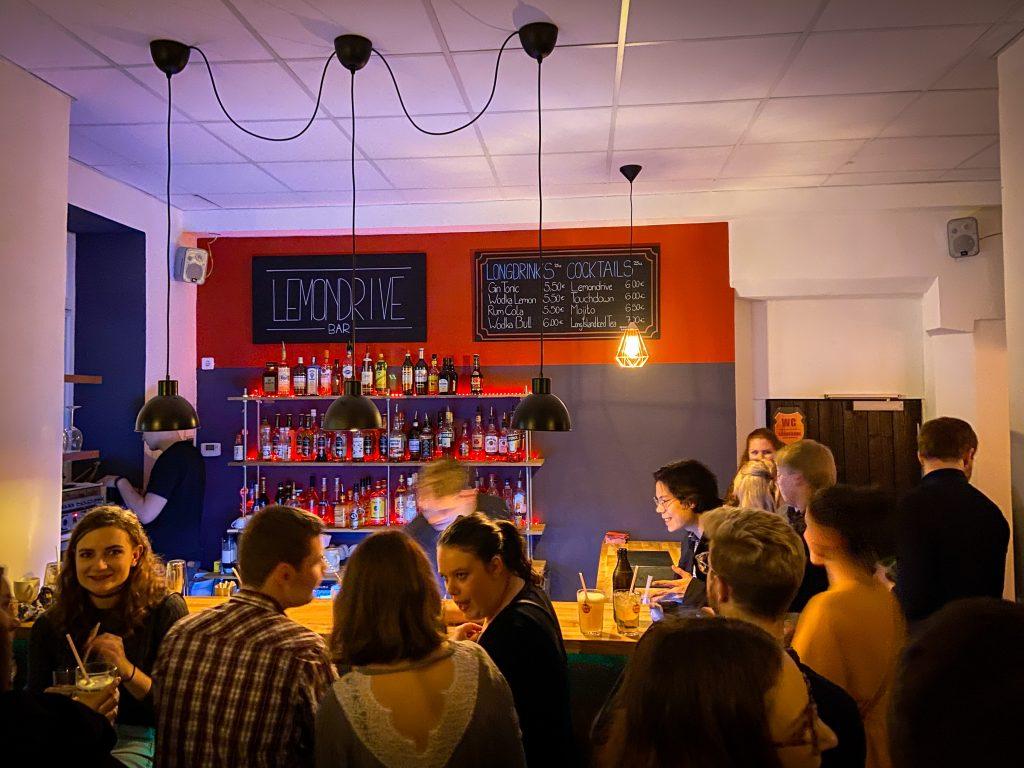 Lemondrive Bar
